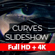 Curves Slideshow - VideoHive Item for Sale