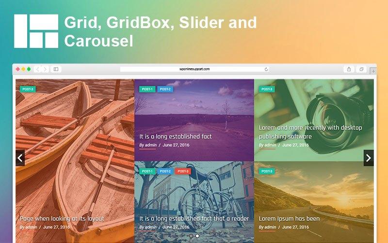 Blog Designer - Post and Widget Pro