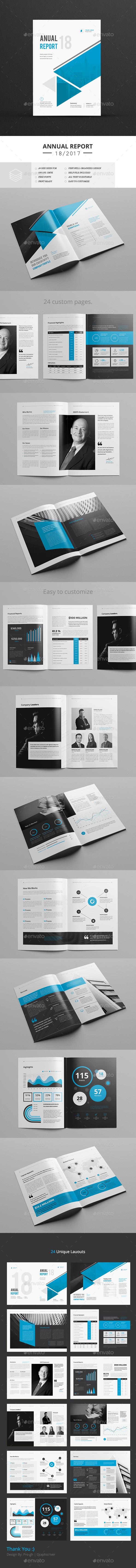GraphicRiver Annual Report 20339770