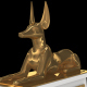 Anubis - Golden Tomb of Tutankhamun
