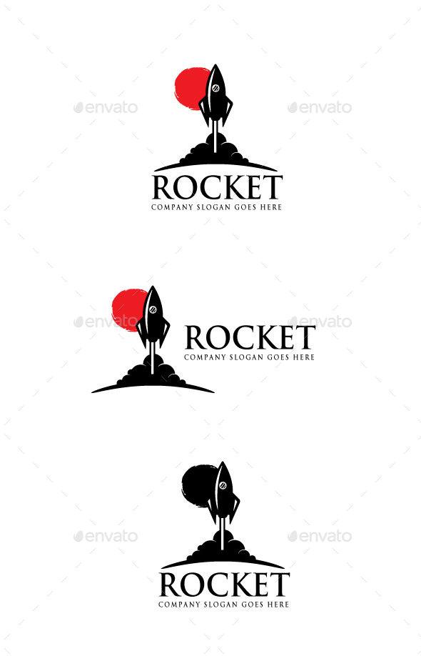 GraphicRiver Rocket Logo 20339896