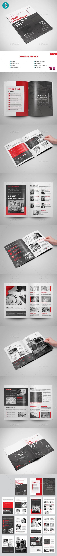 Company Profile - Corporate Brochures