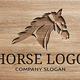 Horse Logo V.1 - GraphicRiver Item for Sale