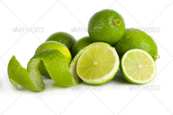 Limes - Stock Photo - Images