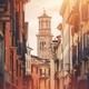 Streets of Verona Italy - PhotoDune Item for Sale