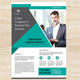 InDesign Corporate Flyer V07
