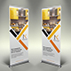 Corporate rollup banner v58 - GraphicRiver Item for Sale