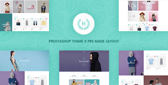 Image of At h2 Responsive Multiple Prestashop Theme