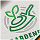 Gardener Logo - GraphicRiver Item for Sale