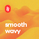 Smooth Wavy Backgrounds