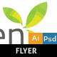 Garden Flyer - GraphicRiver Item for Sale