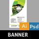 Garden Banner - GraphicRiver Item for Sale