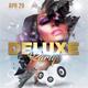 Deluxe Dj Party Flyer 03
