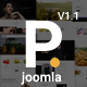 Printer - Responsive Multi-Purpose Creative Joomla Theme Nulled