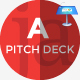A Pitch Deck Keynote Presentation Template - GraphicRiver Item for Sale