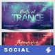 Electronic Music Party vol.26 - Facebook Post Banner Templates