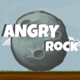 Angry Rock 2-Angry Birds Style Game With Admob and In-App Purchase