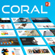 Coral - PowerPoint Presentation Template - GraphicRiver Item for Sale