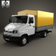 ZIL Bychok 5301 AO Truck 1996