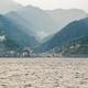 Foggy view of Minori town on Amalfi coast - PhotoDune Item for Sale