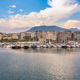 Salerno marina at sunset - PhotoDune Item for Sale