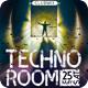 Techno Room Flyer