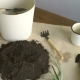 Putting Dirt Into Pot for Planting - VideoHive Item for Sale