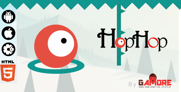 Download HopHop - HTML5 Game - Construct2 CAPX