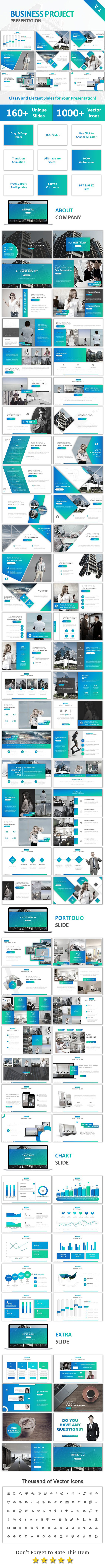 Business Project Powerpoint - Business PowerPoint Templates