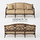 Sofa Lexington ISLAND ESTATE VERANDA - 3DOcean Item for Sale