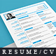 Resume | CV - GraphicRiver Item for Sale