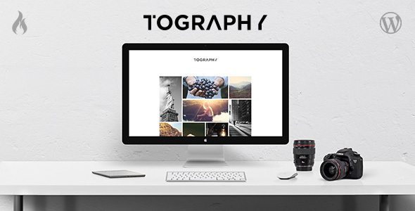 Top 30+ Best Photography WordPress Themes of 2019 4