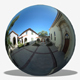 Church Courtyard San Diego HDRI - 3DOcean Item for Sale