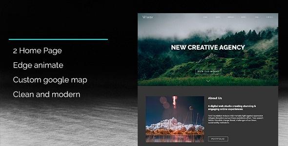 IModern - Multipurpose HTML Template
