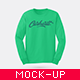 Sweatshirt Mock-up - GraphicRiver Item for Sale