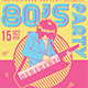 80's Party Flyer / Poster Template