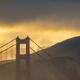 Golden Gate Bridge At Sunset - PhotoDune Item for Sale