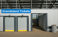 grandstand ticket booth - PhotoDune Item for Sale