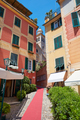 Portofino beautiful village with colorful houses in Italy - PhotoDune Item for Sale