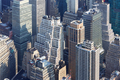 New York City skyline aerial view with modern skyscrapers - PhotoDune Item for Sale