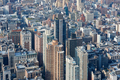 New York City Manhattan skyline aerial view with buildings - PhotoDune Item for Sale