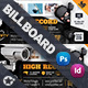 Security System Billboard Templates - GraphicRiver Item for Sale