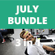 July Bundle 3 in 1 Power Point Presentation