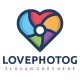 Love Photography Logo - GraphicRiver Item for Sale
