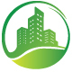 Eco City Logo - GraphicRiver Item for Sale