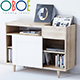 Bajo Cruz sideboard by Oboe