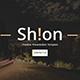 Shion Creative Powerpoint Template
