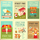Street Food Festival - GraphicRiver Item for Sale
