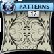 Regal Floral Patterns - GraphicRiver Item for Sale