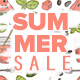 Sale Summer Banners